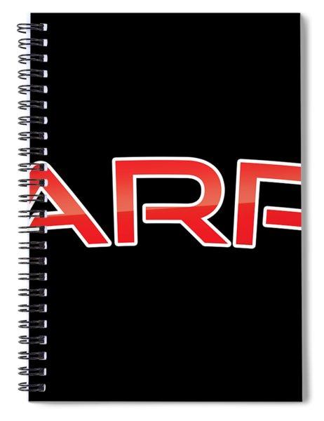 Arp Spiral Notebook