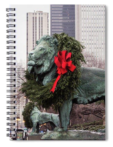 Art Institute Of Chicago Spiral Notebook