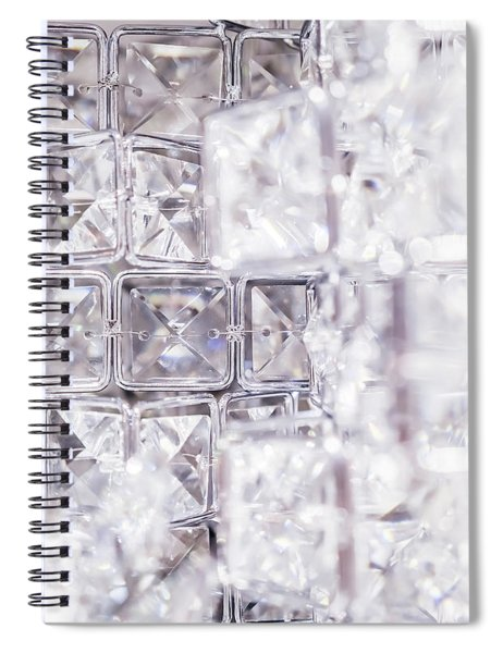 Art Of Luxury II Spiral Notebook