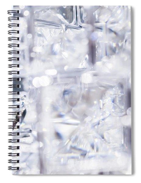 Art Of Luxury IIi Spiral Notebook