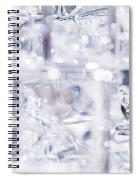Art Of Luxury Iv Spiral Notebook