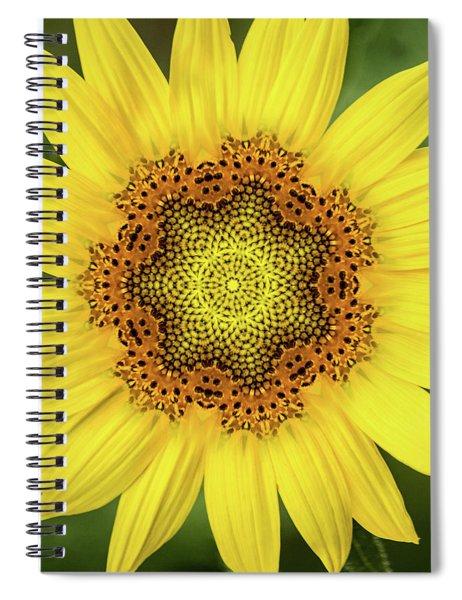 Artistic 2 Perfect Sunflower Spiral Notebook