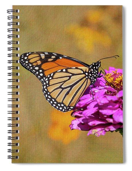 Artistic Monarch 2018-1 Spiral Notebook