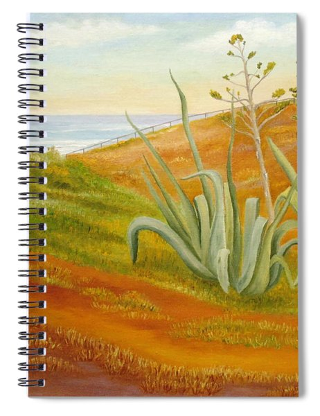Once In A Lifetime Spiral Notebook