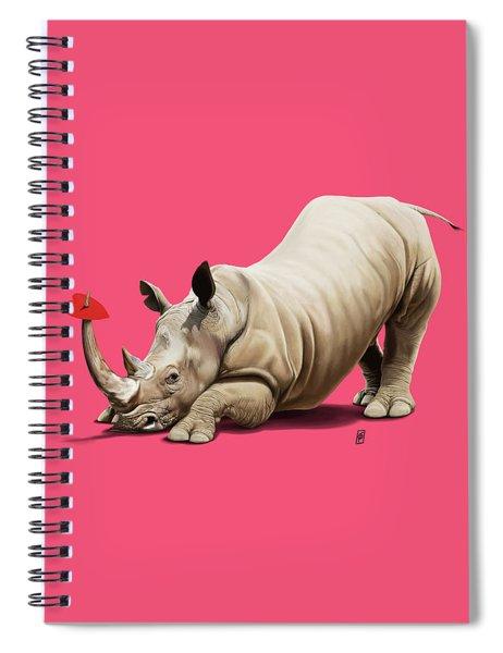 Horny Colour Spiral Notebook