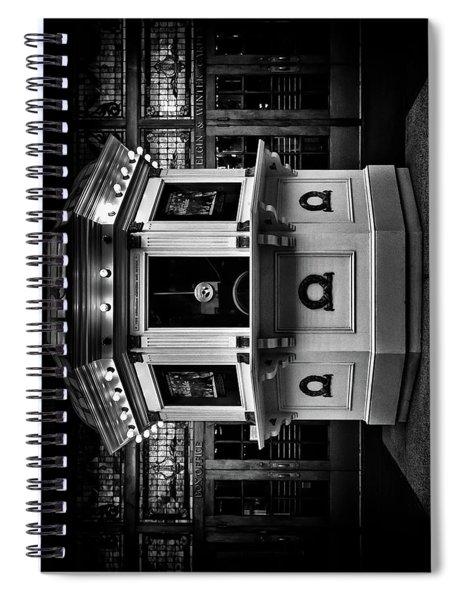 Elgin And Winter Garden Theatre Centre Box Office Spiral Notebook