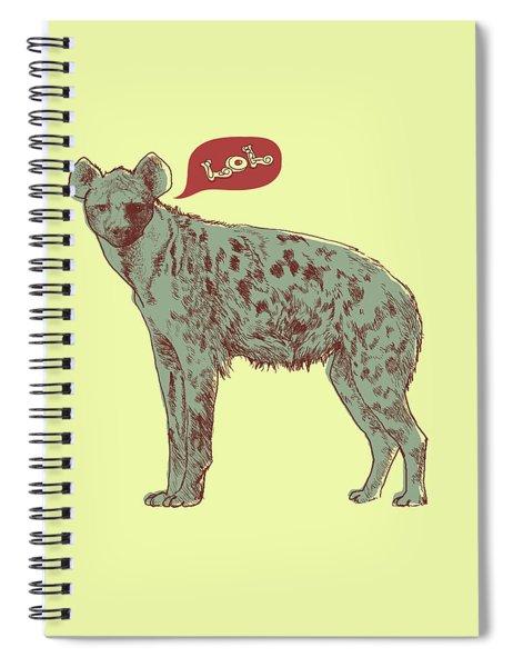 LOL Spiral Notebook