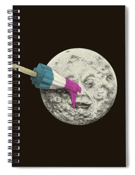Summer Voyage - Option Spiral Notebook