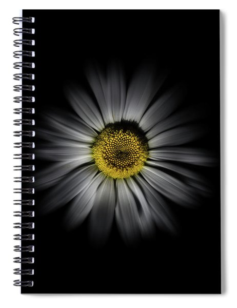 Backyard Flowers 52 Color Flow Version Spiral Notebook