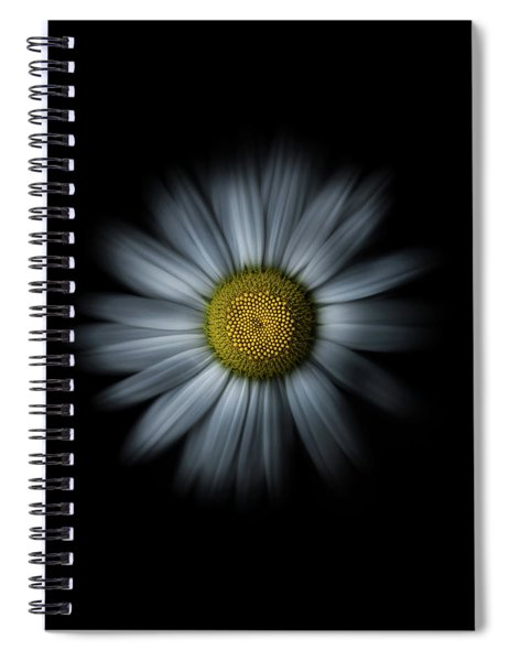 Backyard Flowers 31 Color Flow Version Spiral Notebook