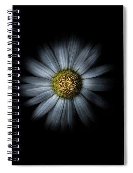 Backyard Flowers 31 Color Flow Version Spiral Notebook