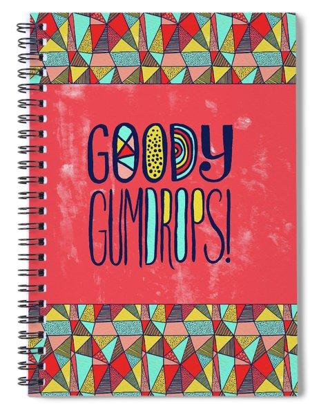 Goody Gumdrops Spiral Notebook