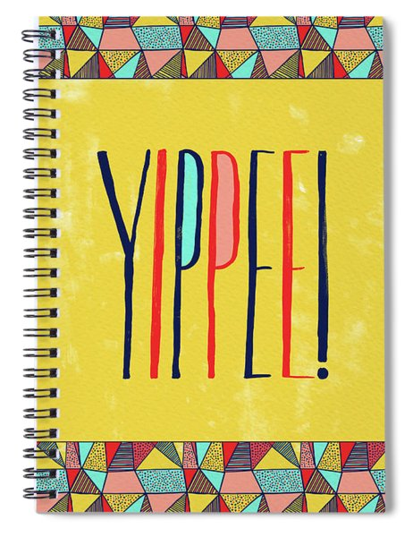 Yippee Spiral Notebook