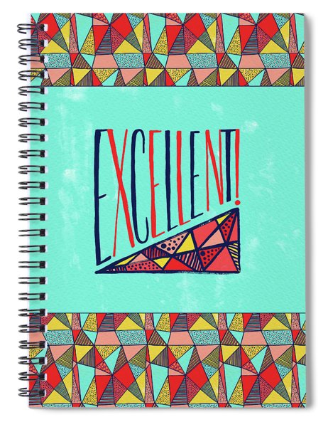 Excellent Spiral Notebook
