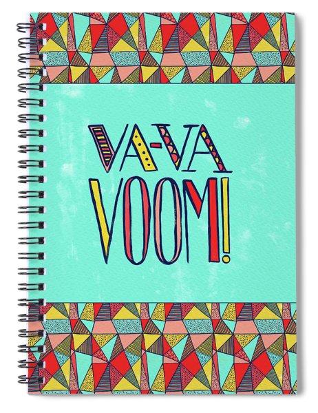 Va Va Voom Spiral Notebook