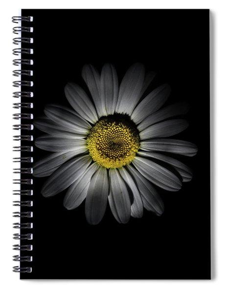 Backyard Flowers 52 Color Version Spiral Notebook
