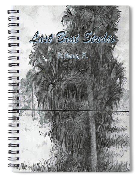 Sketch 3 Spiral Notebook