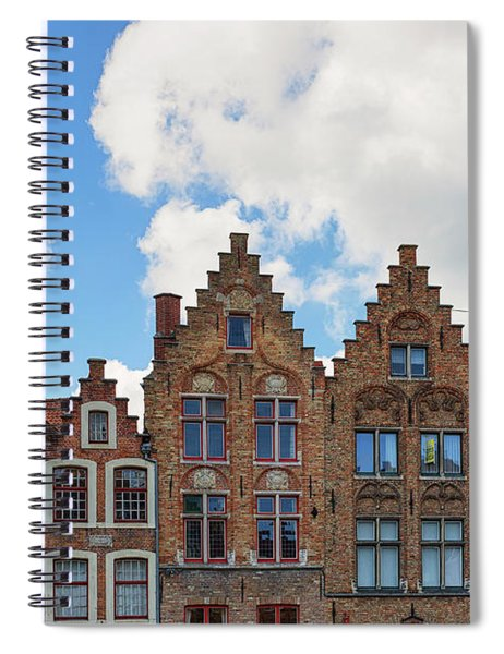 As Eyck Can Spiral Notebook