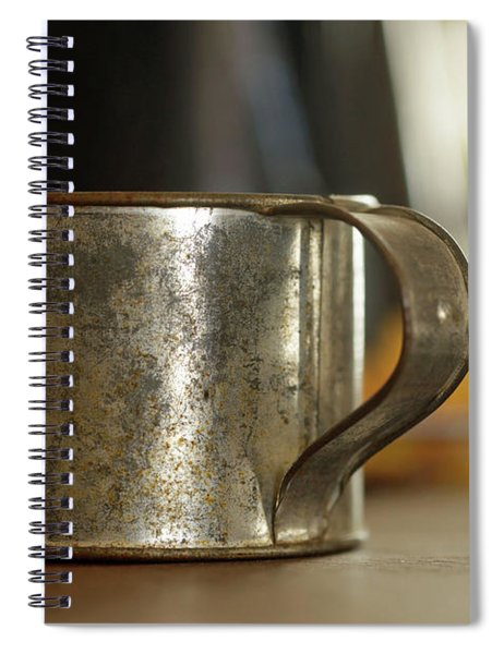 As Seen In Our Dreams Spiral Notebook