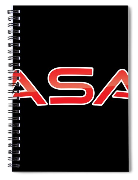 Asa Spiral Notebook