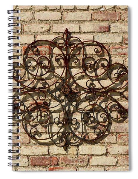 Ashland Abstract Spiral Notebook