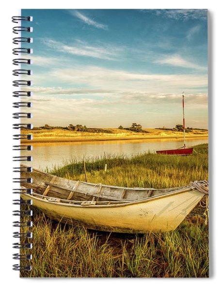 Ashore Spiral Notebook