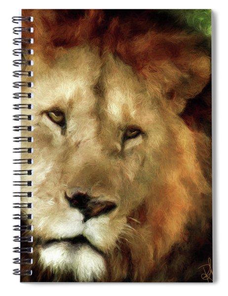 Aslan Spiral Notebook