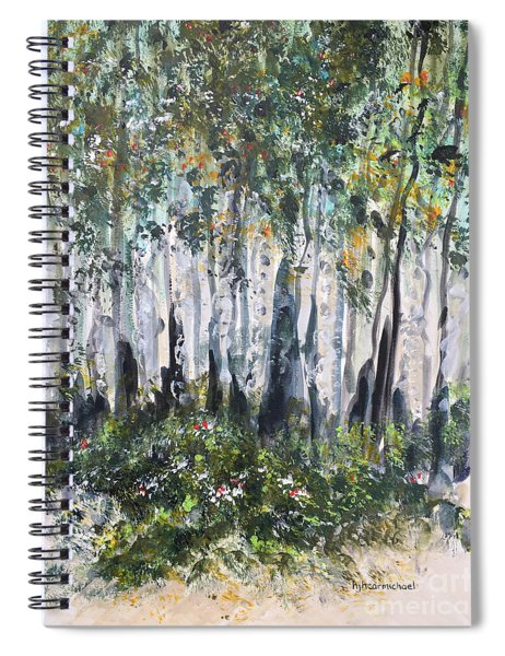 Aspenwood Spiral Notebook
