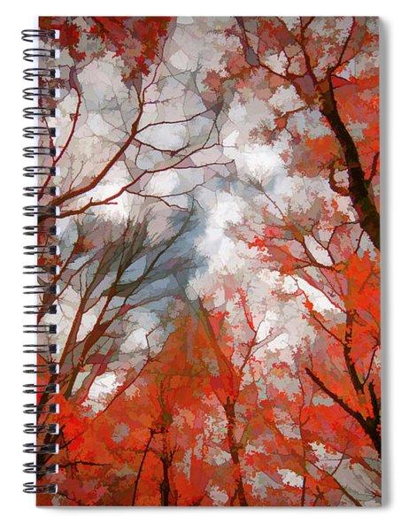 Aspiration Spiral Notebook