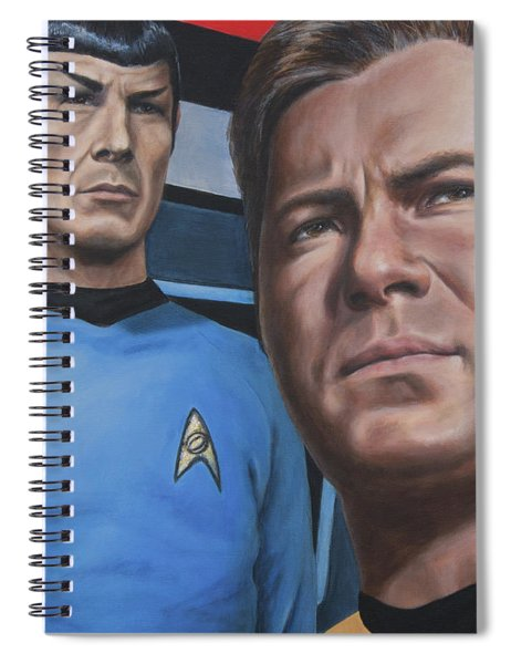 Assessing A Formidable Opponent Spiral Notebook