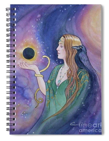 Astra Spiral Notebook