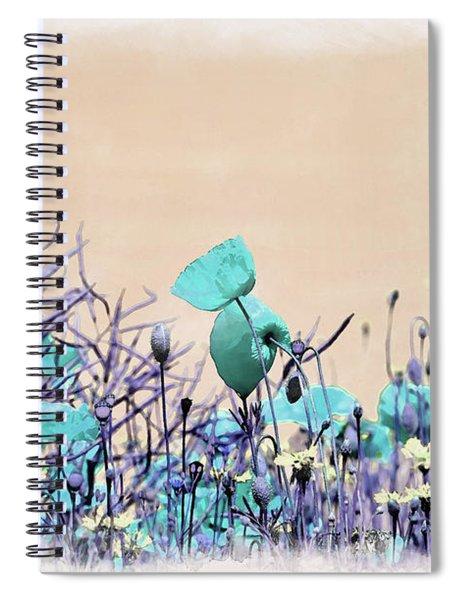 At Dawn Spiral Notebook