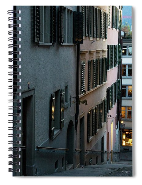 At Dusk Spiral Notebook