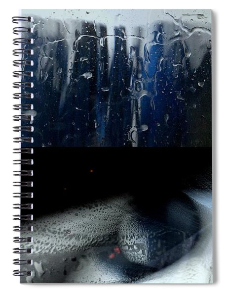At The Car Wash 21 Spiral Notebook