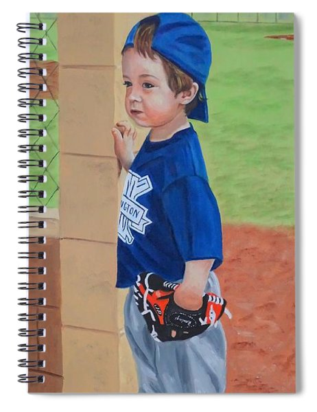 At The Dugout Spiral Notebook