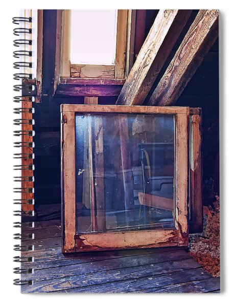 Attic #1 Spiral Notebook