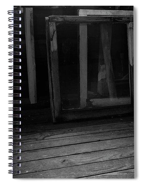 Attic #2 Spiral Notebook