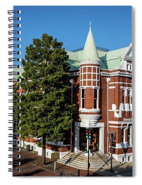 Augusta Cotton Exchange - Augusta Ga Spiral Notebook