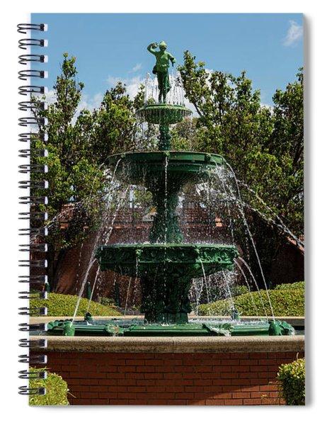 Augusta Riverwalk - Augusta Ga Spiral Notebook