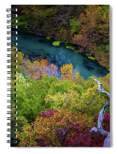 Autumn At Ha Ha Tonka State Park Spiral Notebook