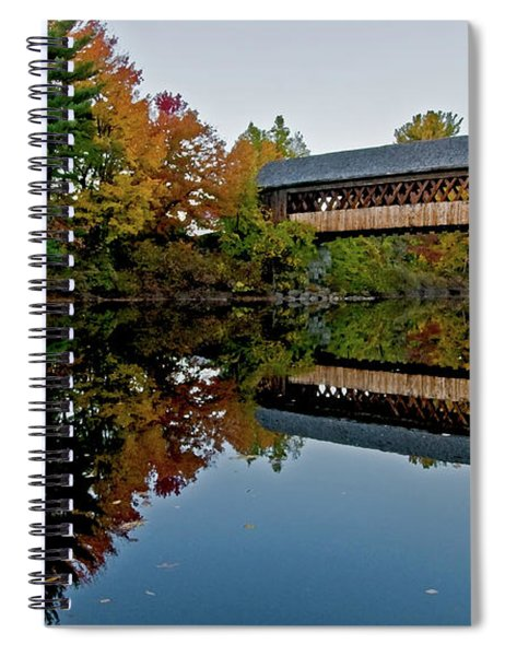 Autumn Henniker Spiral Notebook