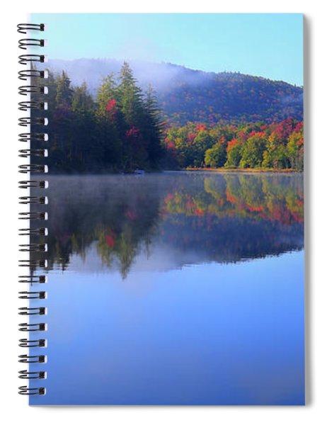 Autumn Mist Spiral Notebook
