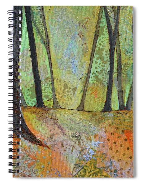 Autumn's Arrival I Spiral Notebook