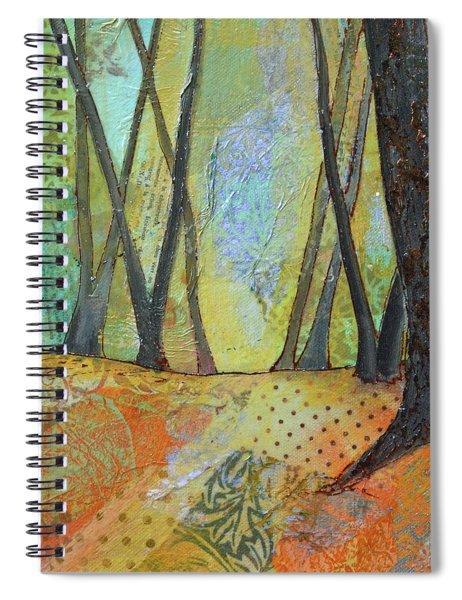 Autumn's Arrival II Spiral Notebook