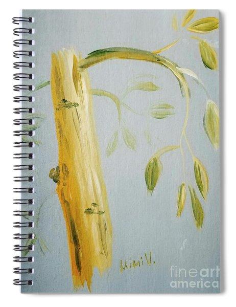 Avocado Tree  Spiral Notebook