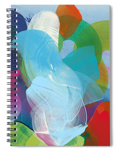 Away A While Spiral Notebook