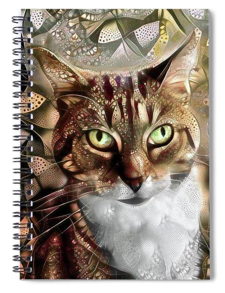 Baby Girl Spiral Notebook