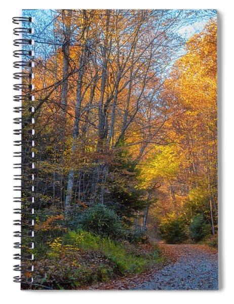 Back Road Beauty Spiral Notebook