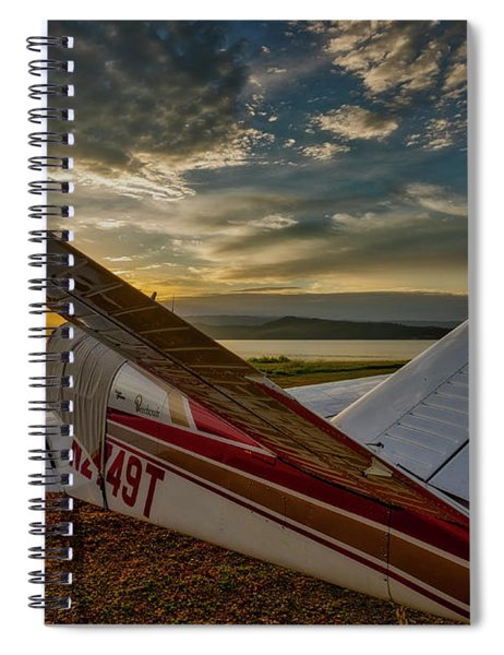 Backcountry Bonanza Spiral Notebook