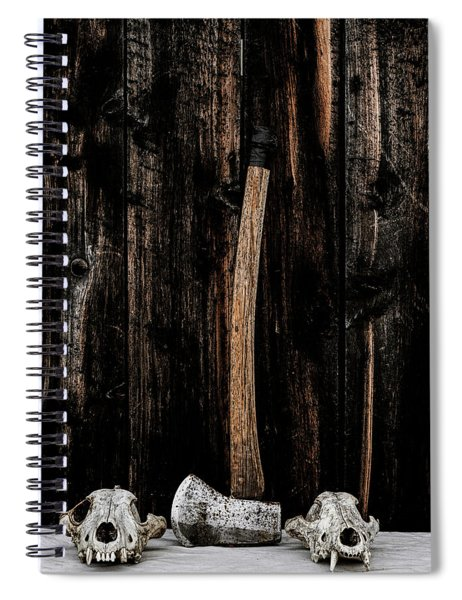 Backcountry Spiral Notebook